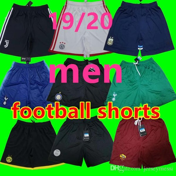 2019 top player football training shorts 18/19 new club football jogging training pants 18/19 designer player sports shorts