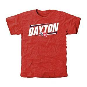 Mistura tri vermelha da barra dobro de impressoras de Dayton Camiseta