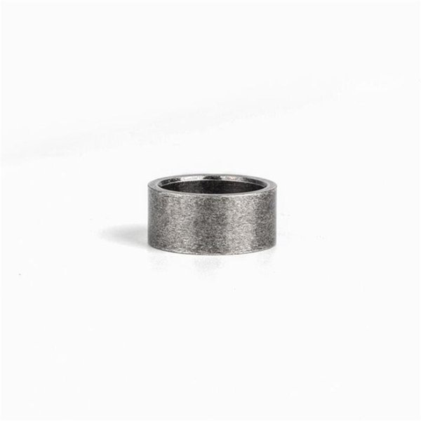 Swedish minimalist fashion items tide brand rings men and women neutral jewelry manufacturers sale stainless steel rings
