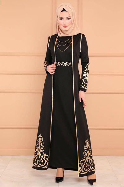 XL dress + XL vest