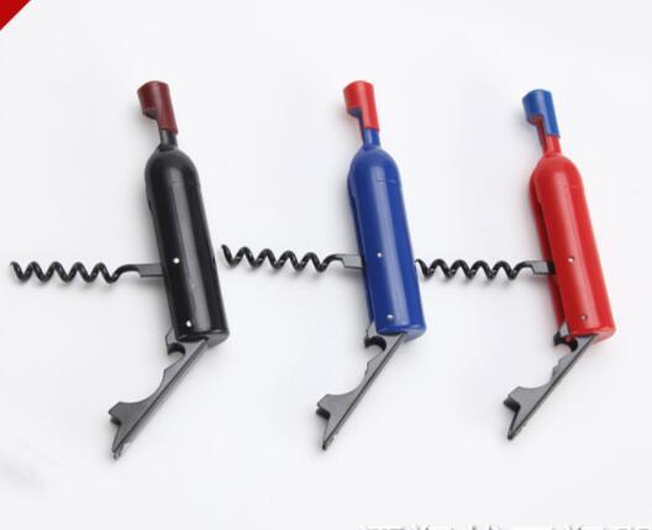 DHL Creative Hippocampus Knife Wine Corkscrew High Quality Multi Function Beer Bottle Opener Kitchen Bar Tool