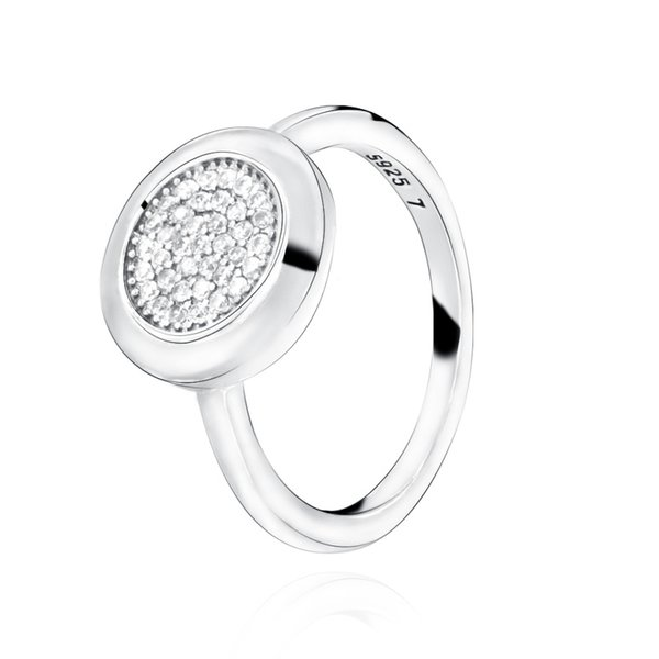 925 Silver Ring X07