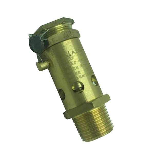 best selling Control Device Full Copper Safety Valve 1.0-1.3MPa Pressure Relief Valve