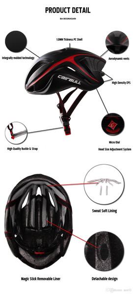 Cycling Helmet EPS+PC Cover MTB Road Ultralight Bike Helmet Integrally-molded Bicycle Helmet Cycling Safely Cap