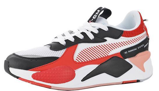 Kutu ile Mens Hasbro RS-X Oyuncaklar için Yayın Koşu Ayakkabıları erkek RS X Sneakers Erkek Sneaker Bayan Koşu Kadın Kadın Eğitmenler Boys