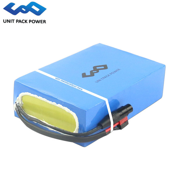 Shipping from USA Customized 48V 20Ah Lithium Battery pack 48V 750W 1000W Electric Bike Battery with 3A fast Charger