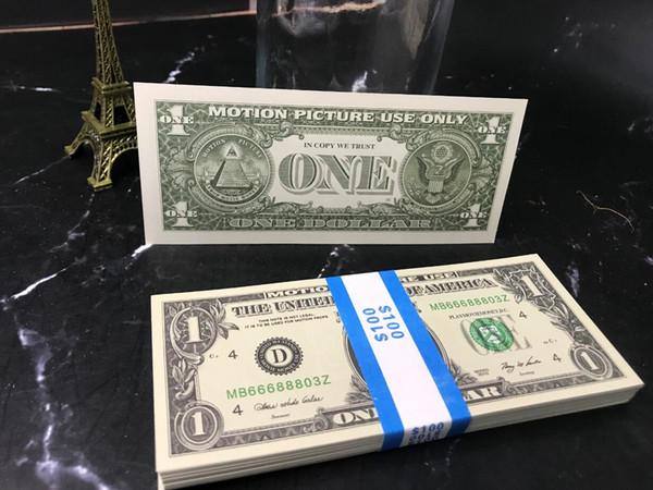 1 Dolars (100pcs)