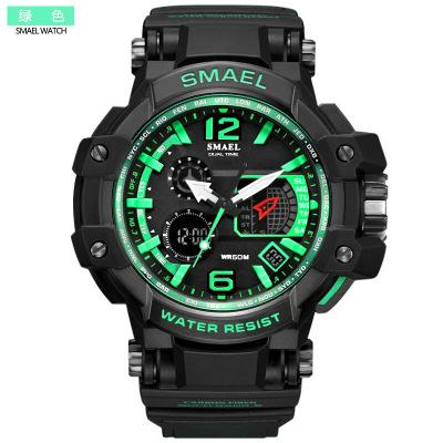 Sports Men's Watch Multifunctional LED Electronic Watch (Buy 10 and send one glasses)
