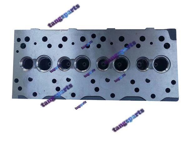 top popular New 4D95 Cylinder head Fit KOMATSU diesel excavator forklift dozer etc. engine parts kit in good quality 2019