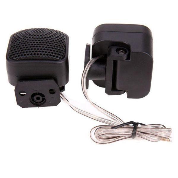 Lautsprecher Super Power Audio Auto Sound Auto-Lautsprecher 12 V Hohe Effizienz 2x Auto Mini Dome-Hochtöner-Lautsprecher