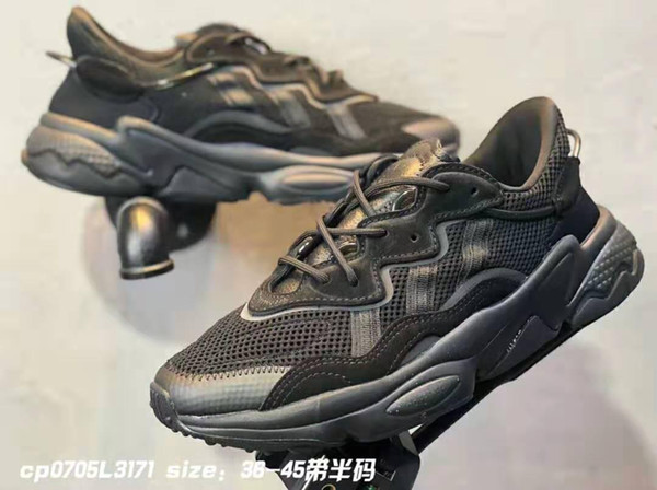e2b7bb16006 2019 New Designer Shoes Running Shoes For Men Women Royal Smokey High  Quality Olive In Metallic Designer Triple Trainer Lace Up Sport Sneakers  From ...