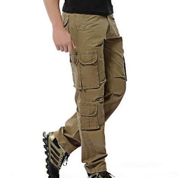 a piedi a guarda bene le scarpe in vendita Scarpe 2018 Acquista Pantaloni Uomo 2019 Pantaloni Tattici Militari Larghi ...
