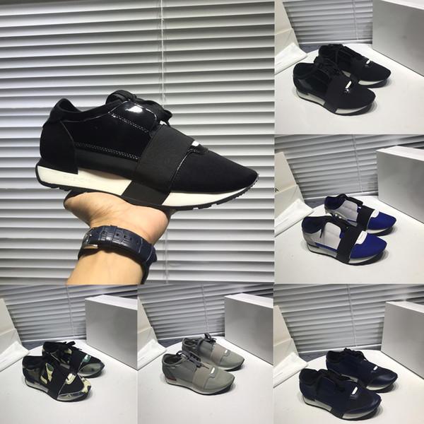 Novas Mulheres Top Sapatilhas de Luxo Sapatos de Grife Sapatilhas de Luxo Designer de Sapatilhas Das Mulheres Sapatos com Box tamanho 35-41
