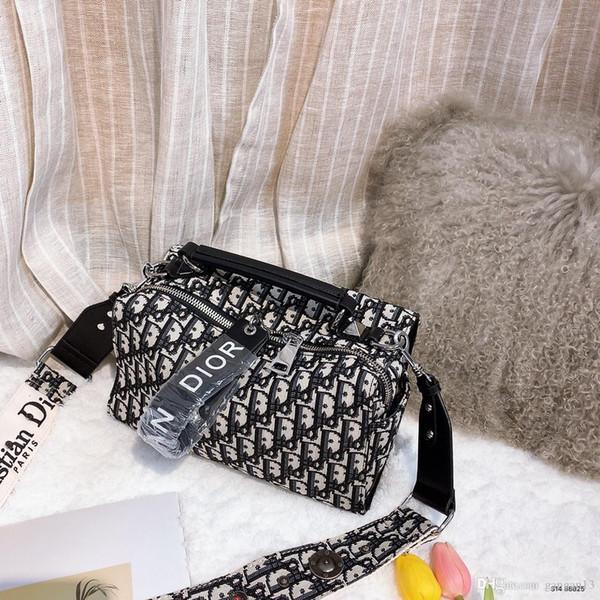 2019 НОВЫЙ дизайнер роскошные сумки высокого качества женская сумка через плечо классическая сумка из натуральной кожи