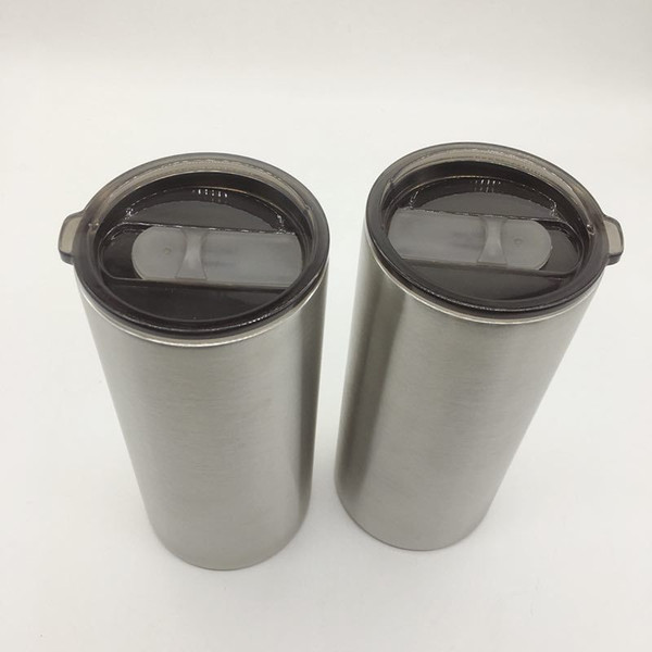 Hot sale!! 20oz fatty mugs Vacuum cup stainless steel tumblers straight drinkwares with lids factory supply directly