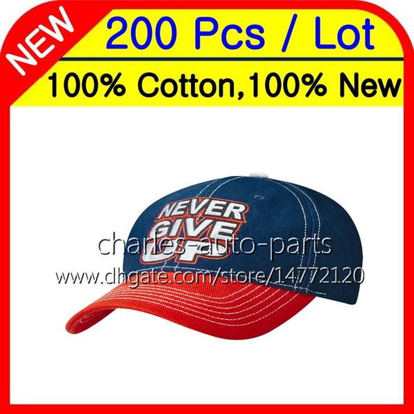 24 colori 200 pz / lotto 100% cotone nuovo blu rosso cappelli da baseball cappello berretti da baseball cap 100% nuovo di alta qualità fabbrica onlie negozio personalizzato