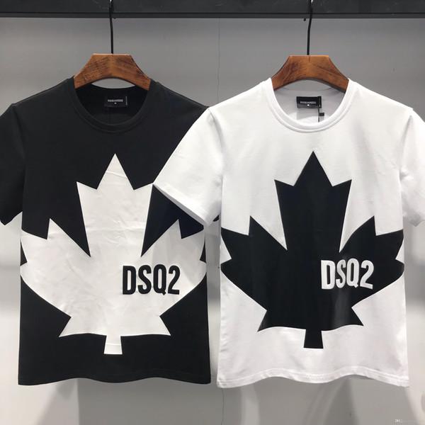 Последняя модель высокого качества мужская футболка мода хип-хоп 3D лист хлопка футболка Лето мужская повседневная О-образным вырезом с короткими рукавами футболки fre