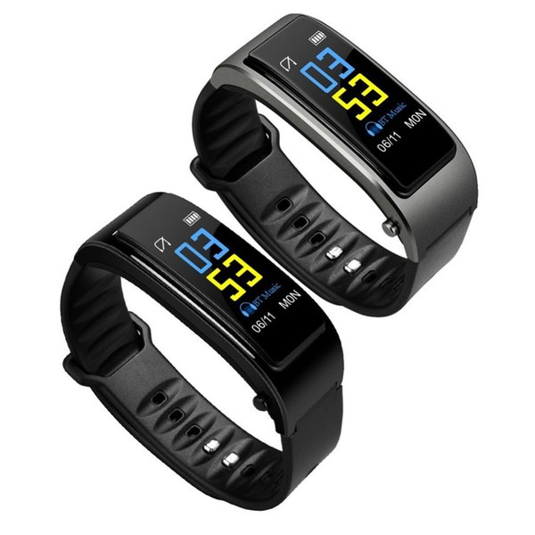 Y3 Plus Smart Armband Passometer Pulsmesser Bluetooth Uhr Sportuhr Mit Bluetooth Kopfhörer Smart Uhr Armbanduhr sty196