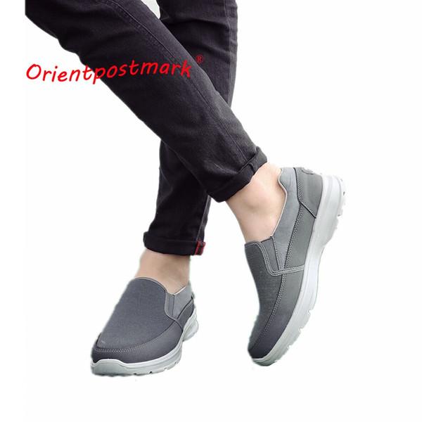 45483700e OrientPostMark Мужская обувь Обувь для пожилых людей Повседневная обувь  Пожилые люди Прогулка на плоской подошве Мягкие