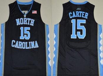 15 Vince Carter Negro