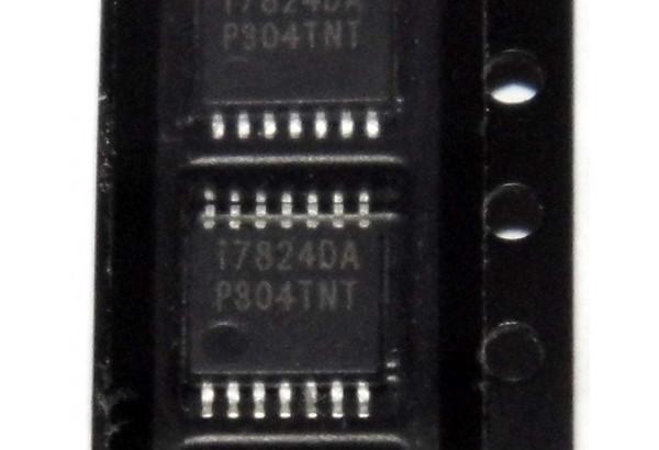 I7824DA LCD IC, 17824DA