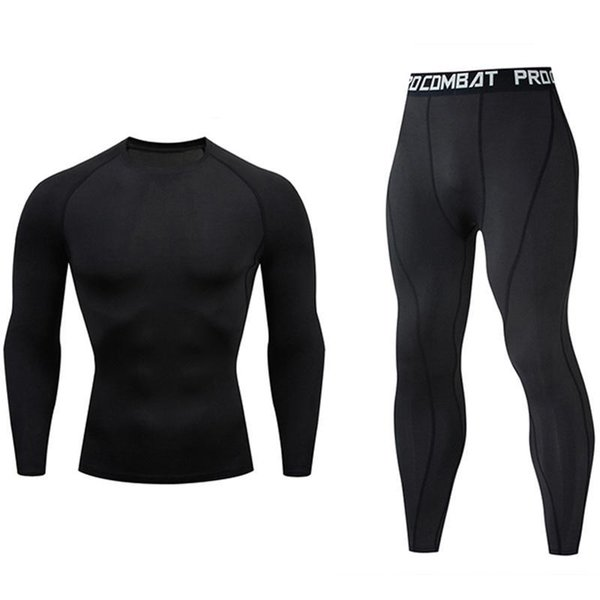 men's running set gym quick-drying tights compression costume 2 piece tracksuit hoodie sports shorts men's sportswear s-xxxxl