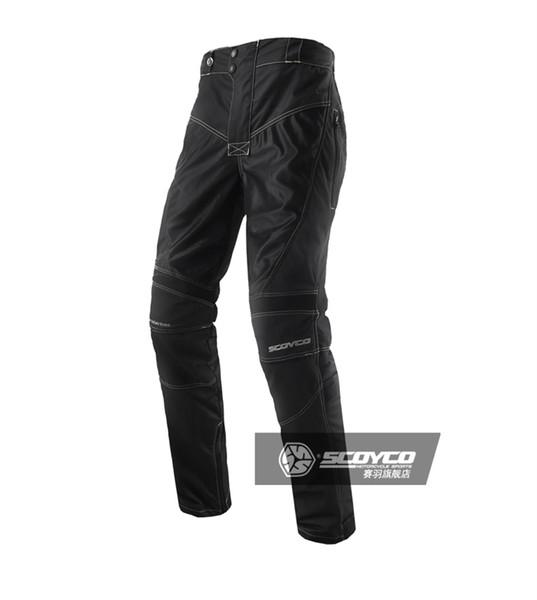 Scoyco P017-2 Herren Sommer Auto Motorrad Rennhose Off Road Motocross Schutzausrüstung Sporthose Sportswear Bekleidung