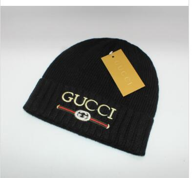 designer hats hip hop leisure European and American fashion street knitted caps men and women SUPerm Alphabet Embroidery hat new in winter5