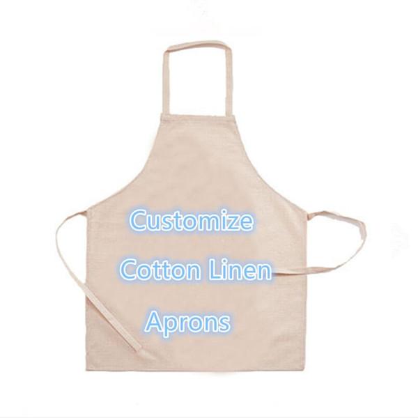 """Tablier de cuisine personnalisé Mixte /"""" Votre Logo /"""""""