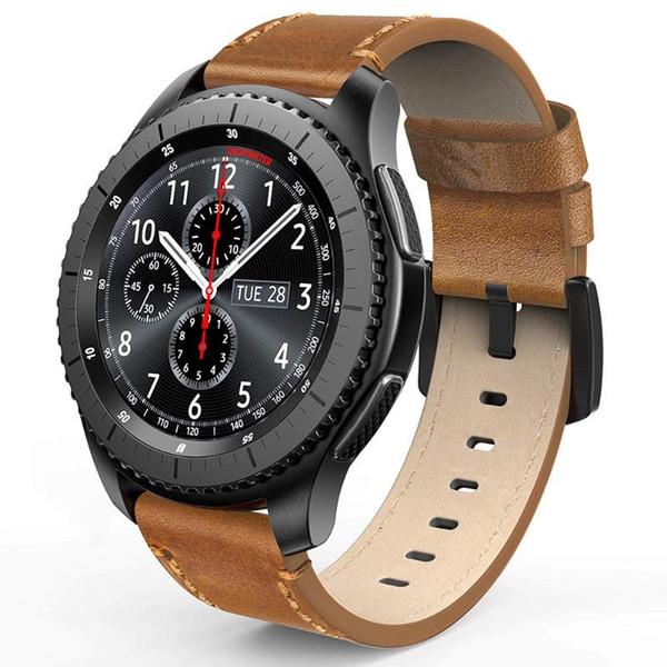 42mm reloj Galaxy marrón