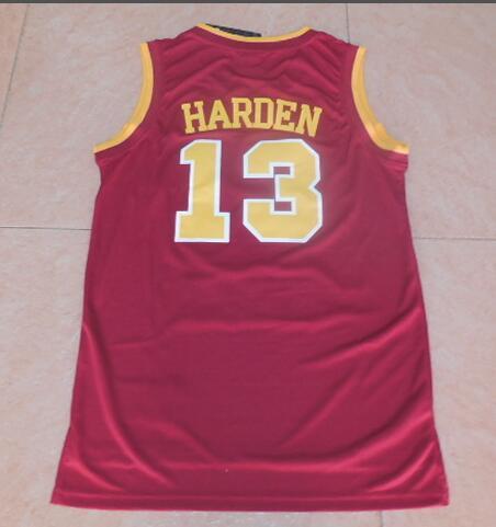 13 Harden- rouge