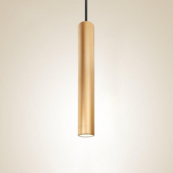 Gold Cylinder