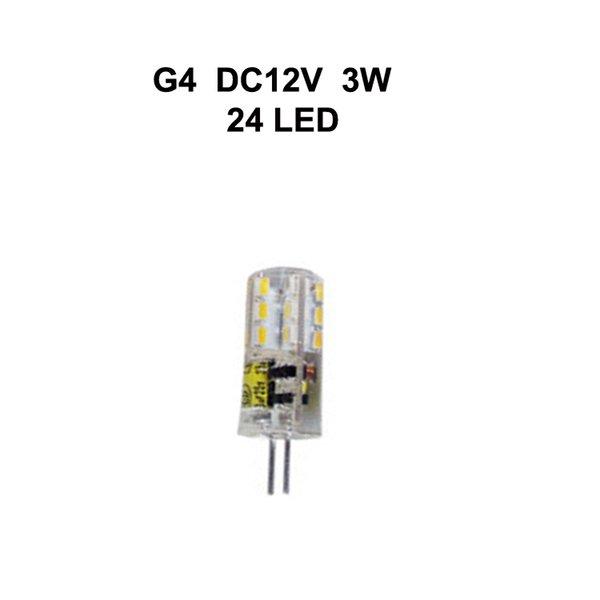 G4 3W DC12V