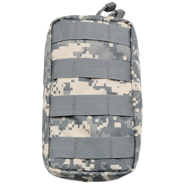 Outdoor Hunting Accessories Soft Tactical Medical Wallet Medical Bag Molle Pouch Bag ACU Hunting Military Belt Fishing nznx #881482