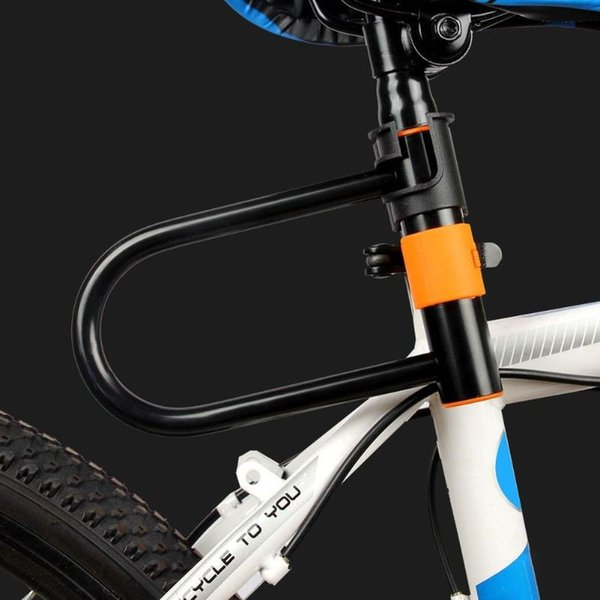New Heavy Duty Coil Security Bicycle Lock Steel Cable Chain Anti Theft For Bike