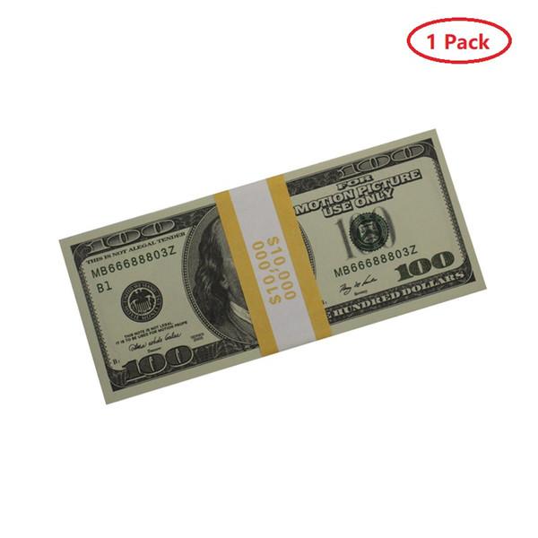 1 пакет 100 старых dolars (100шт)