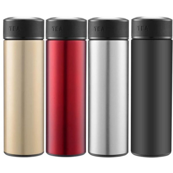 Thermos Beaker Lens Vacuum Camping Hot Cold insulation Mug Cups Coffee Travel Flask Food Kitchen Storage Vacuum Flasks Mugs Cups & Saucers