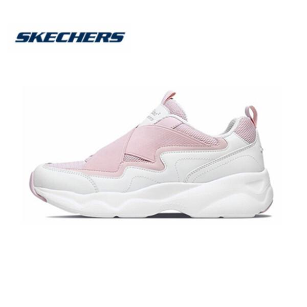 Skechers D'lites New Arrival Causal Shoes women Platform