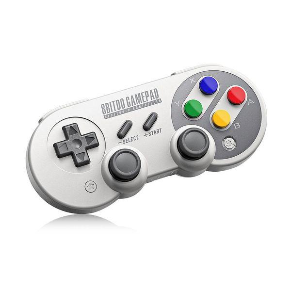 8Bitdo Pro Gamepad for Nintendo Switch Windows macOS Android Controller Joystick Vibration Wireless Bluetooth Controller SF30 BA