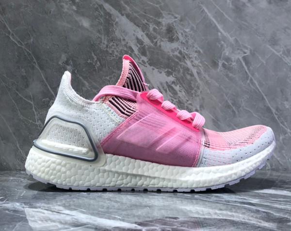 Damen Ultra Stiefel 2019 19W 5.0 Laufschuhe Rosa Weiß Pfirsich Sneakers Stiefel Größe 36-40