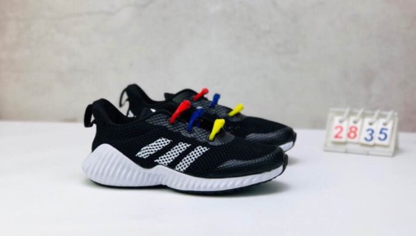 Scarpe per bambini Scarpe per bambini Sneaker bambino Toddler Running 2019 5 colori Marca Hippocampus Run Shoes Bambini Boys Sport Girls Sneakers