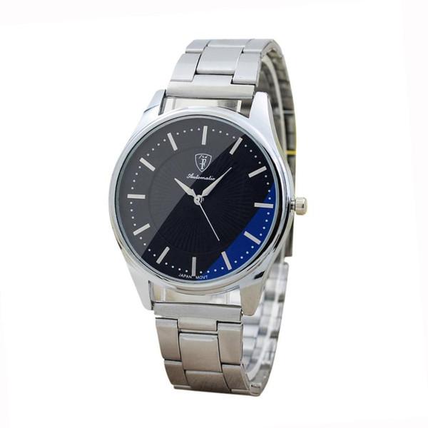Reloj análogo de los hombres del reloj del deporte de los relojes del cuarzo de los hombres relojes mecánicos automáticos 12.8
