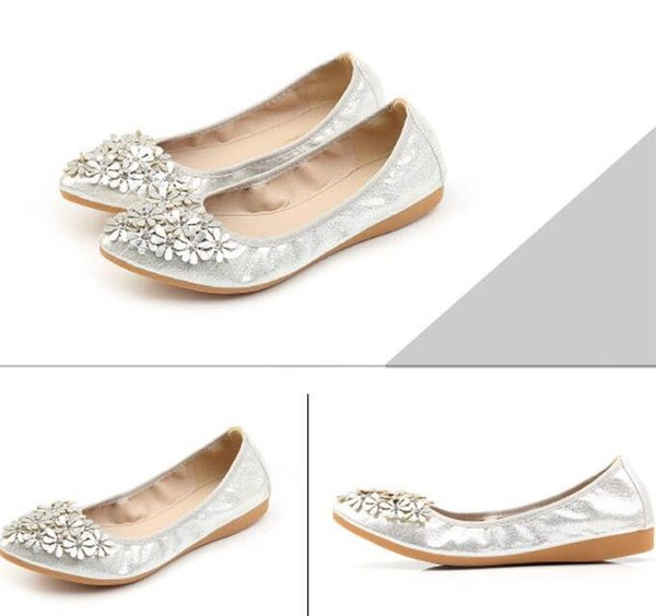 3058g Fashion Women Driving Shoes metal button heel Dress Shoes Soft leather wedding shoes Flats Loafers Ladies Sexy High Heels Size 34-43