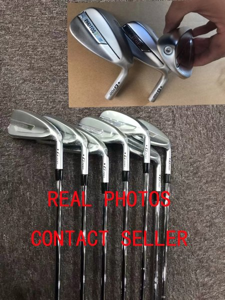 The Latest Model Golf Clubs G 700 Golf Irons Set 10 Kind Graphite/Steel Shaft Regular/Stiff Available Real Photos Contact Seller