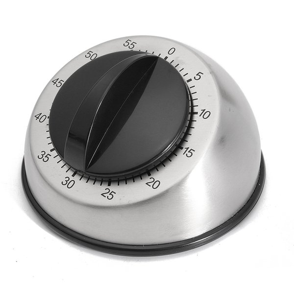 Kitchen Timer 60-Minutes Countdown Mechanical Wind Up Alarm Clock Home Kitchen Cooking Tools KitchenTimer 60-Minutes Timer 60-Minutes FF0002