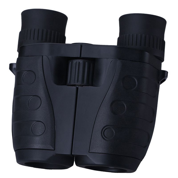 Binoculares compactos y plegables livianos Binoculares impermeables Foco fácil con lentes FMC para observación de aves Senderismo
