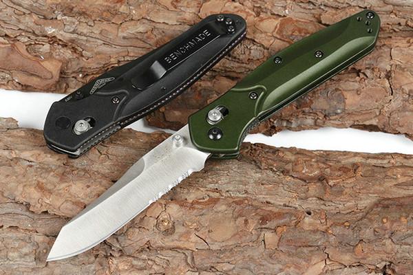benchmade 4 модели BM940 940-1 9CR18MoV G10 оси охота складной карманный нож выживания нож Рождественский подарок FACA