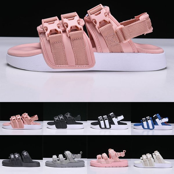 Verão Cinza frio rosa bonito Roma Estilo Designer Sandals Mulheres Girl Fashion Slides Chinelos Homens Flats Flip Flop preguiçosos calçados casuais Size36-39