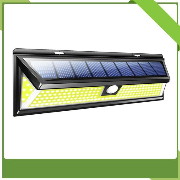 Solar COB manufacturers burst solar induction lamps wall lamps headlights burst garage lamps solar lights outdoor