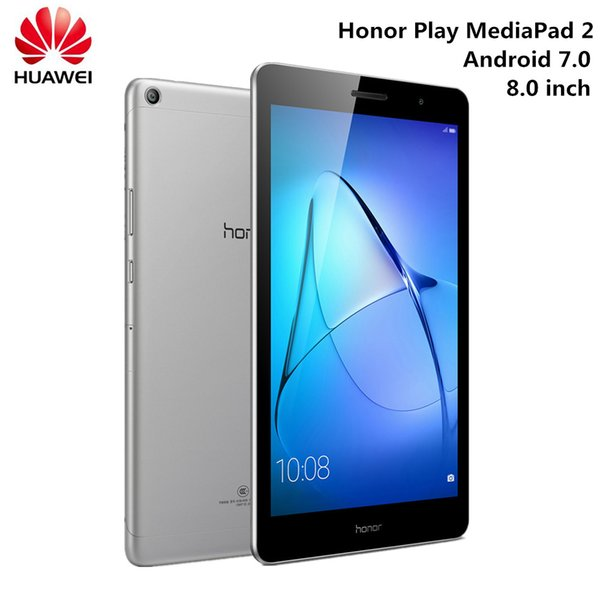 Cheap HUAWEI Honor Play MediaPad 2 Tablet PC WiFi 8 0 Inch Android 6 0  Qualcomm Snapdragon 425 Quad Core 4GB 64GB Bluetooth Tablets Tablet Laptops